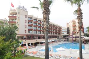 Taksim International Obakoy Hotel, Hotely  Alanya - big - 54
