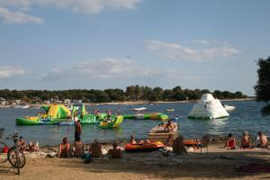 Easyatent Safari tent Polari, Holiday parks  Rovinj - big - 15