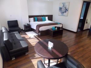Hotel Valgus, Hotely  Cuenca - big - 14