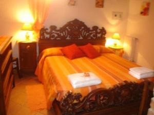 Casale Il Colombaio Di Toiano, Ferienhöfe  Sovicille - big - 25