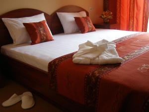Marinus Hotel, Hotels  Kabardinka - big - 16