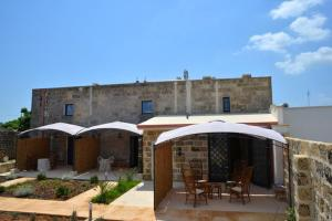 Masseria Palane, Bed and breakfasts  Patù - big - 30