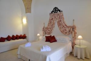 Masseria Palane, Bed and breakfasts  Patù - big - 7