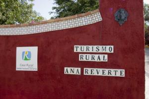 Casa Rural Ana Reverte