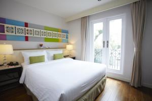 Premier Double Room with Balcony