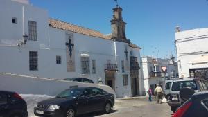 Hostal Cuesta de Belén, Гостевые дома  Аркос-де-ла-Фронтера - big - 20