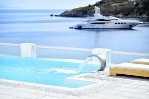Nissaki Boutique Hotel, Hotel  Platis Yialos Mykonos - big - 109