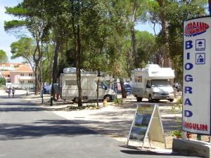 Mobile Homes Camping Biograd, Villaggi turistici  Biograd na Moru - big - 1