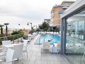 Hotel Delle Nazioni, Hotel  Caorle - big - 41