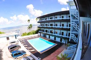 Blue Ocean View Hotel (former Water Front Villa)