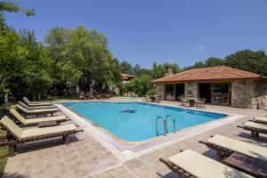 Doga Apartments, Residence  Kayakoy - big - 54