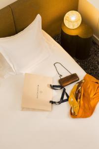 Hotel Marignan Champs-Elysées, Отели  Париж - big - 5