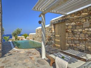 Eirini Luxury Hotel Villas, Vily  Grikos - big - 48