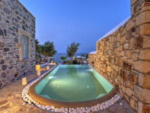 Eirini Luxury Hotel Villas, Vily  Grikos - big - 46