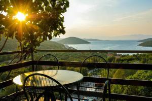 3 star pension Apartments Indis Garden Dubrava Croatia