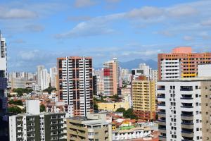 VIP Beira Mar Residence, Aparthotely  Fortaleza - big - 96
