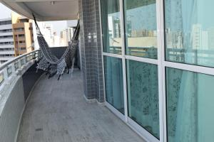 VIP Beira Mar Residence, Aparthotely  Fortaleza - big - 100
