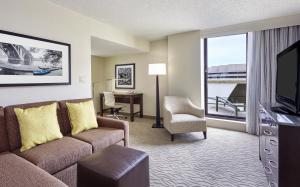 King Suite with Balcony