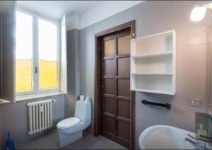 Gran Madre, Апартаменты  Турин - big - 17