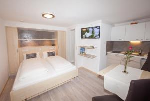 Appartement Haus Sonnenheim, Апартаменты  Цель-ам-Зе - big - 10