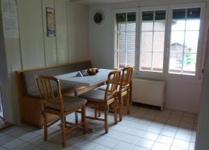 Ferienhaus Wang, Apartments  Beatenberg - big - 31