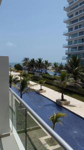 Morros Epic Cartagena, Apartmanok  Cartagena de Indias - big - 10