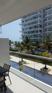 Morros Epic Cartagena, Апартаменты  Картахена - big - 8
