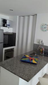 Morros Epic Cartagena, Апартаменты  Картахена - big - 6