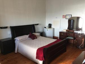 Двухместный номер с 1 кроватью, балконом и видом на море