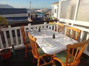 Deluxe Tweepersoonskamer met Balkon en Uitzicht op Zee