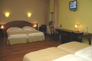 Hotel Van Reeth's Koffiebranderij, Hotely  Puurs - big - 11