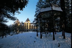 Wildflower Hall Shimla, Szállodák  Simlá - big - 34