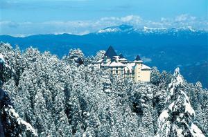 Wildflower Hall Shimla, Szállodák  Simlá - big - 28