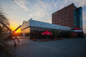 Terminal Hotel, Hotely  Vroclav - big - 52