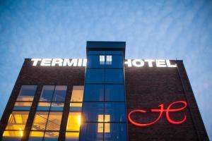 Terminal Hotel, Hotely  Vroclav - big - 53