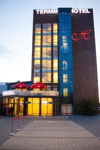 Terminal Hotel, Hotely  Vroclav - big - 49