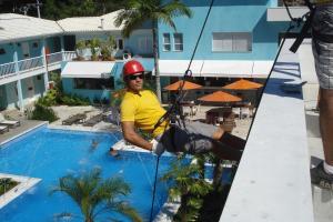 Pousada Port Louis, Penzióny  Caraguatatuba - big - 49