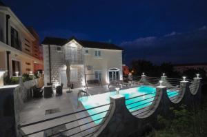 Villa Dragana, Vily  Budva - big - 20