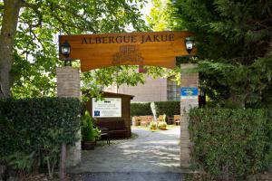 Albergue Jakue, Хостелы  Puente la Reina - big - 16