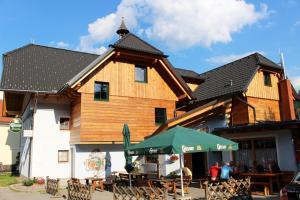 Ferienwohnung Hobelleitner, Apartmány  Sankt Blasen - big - 3