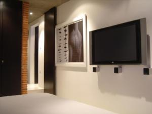 Apartamento Con Vista Al Caribe, Апартаменты  Картахена - big - 9