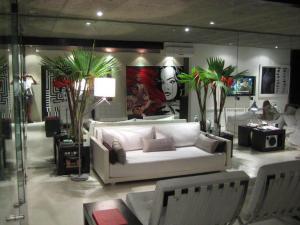 Apartamento Con Vista Al Caribe, Апартаменты  Картахена - big - 3