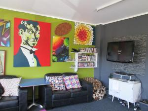 Crash Palace Backpackers, Hostely  Rotorua - big - 37