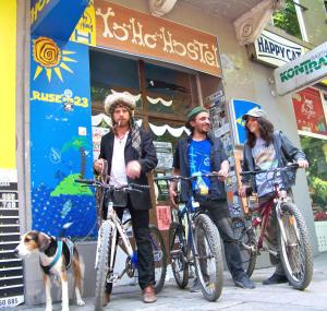 Yo Ho Hostel, Hostely  Varna - big - 37