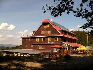 Horský hotel Portáš