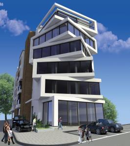 Natalija Twister Apartment, Apartmány  Budva - big - 1