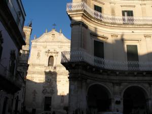 Ai Due Archi, Penzióny  Martina Franca - big - 25