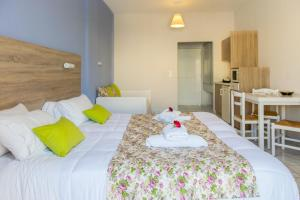 Evelin Hotel, Aparthotels  Platanes - big - 8