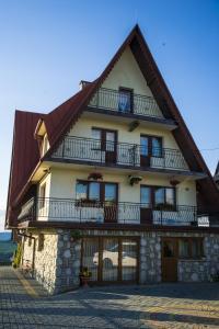 Dom Wypoczynkowy U Staszla, Guest houses  Bańska - big - 25