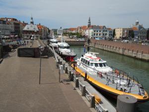 Belgische Loodsensociëteit, Hotely  Vlissingen - big - 57